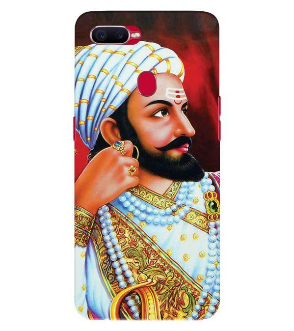 The Great Shivaji Back Cover for Oppo F9 Pro