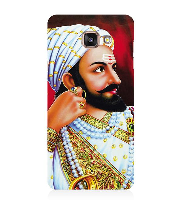 The Great Shivaji Back Cover for Samsung Galaxy A5 (6) 2016