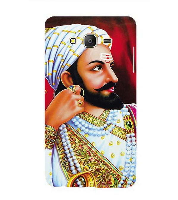 The Great Shivaji Back Cover for Samsung Galaxy On5 and On5 Pro