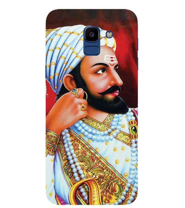 The Great Shivaji Back Cover for Samsung Galaxy On6