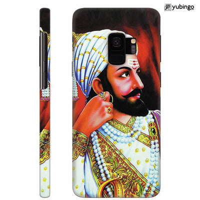 The Great Shivaji Back Cover for Samsung Galaxy S9