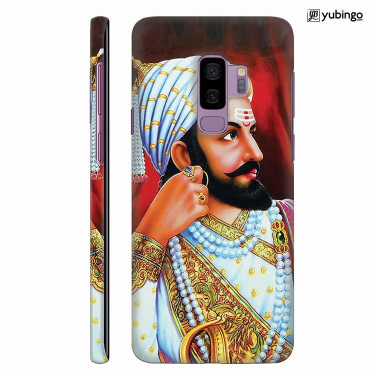 Shivaji Collection Back Cover for Samsung Galaxy S9+ (Plus)