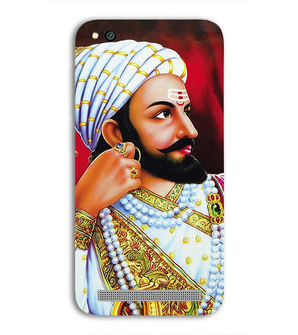 The Great Shivaji Back Cover for Xiaomi Redmi 5A