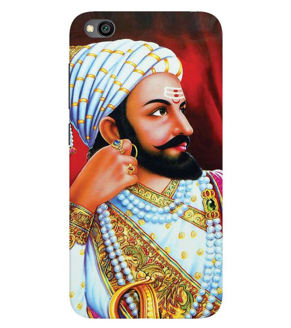 The Great Shivaji Back Cover for Xiaomi Redmi Go