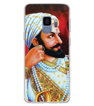 The Great Shivaji Back Cover for Samsung Galaxy S9-Image3