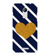The Heart Back Cover for Coolpad Note 3 Lite