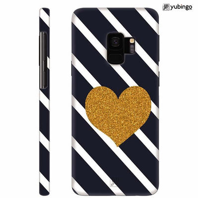 The Heart Back Cover for Samsung Galaxy S9