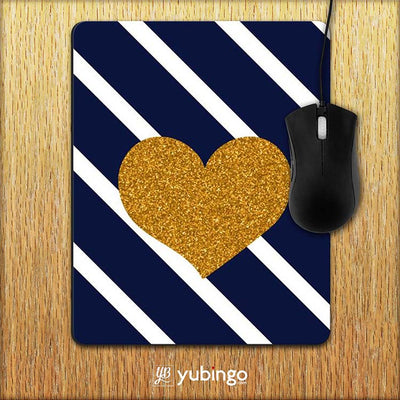 The Heart Mouse Pad-Image2