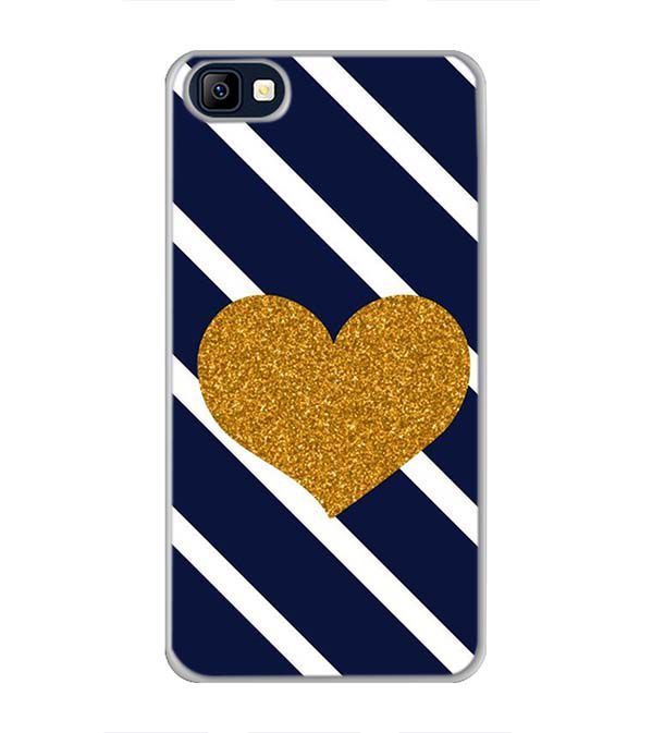 reputable site 0804c 398d3 The Heart Back Cover for Karbonn K9 Smart Selfie