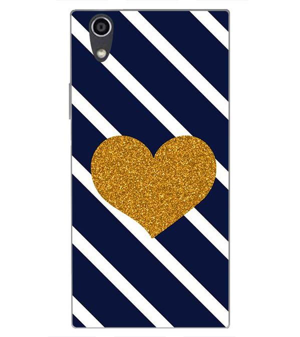 competitive price 34faf 577ff The Heart Back Cover for Sony Xperia R1 Plus