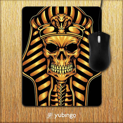 The Mummy Skull Mouse Pad-Image2
