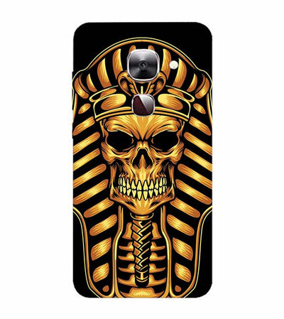 The Mummy Skull Back Cover for LeEco Le 2s