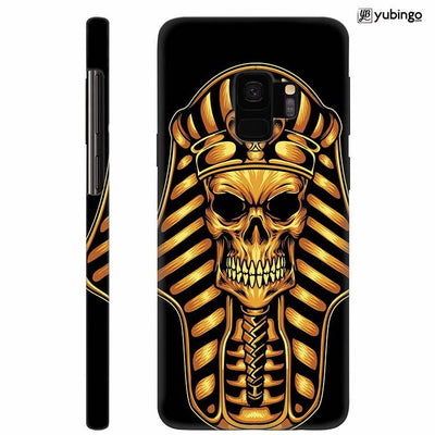 The Mummy Skull Back Cover for Samsung Galaxy S9