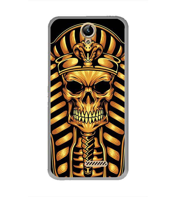 The Mummy Skull Back Cover for Lephone W10