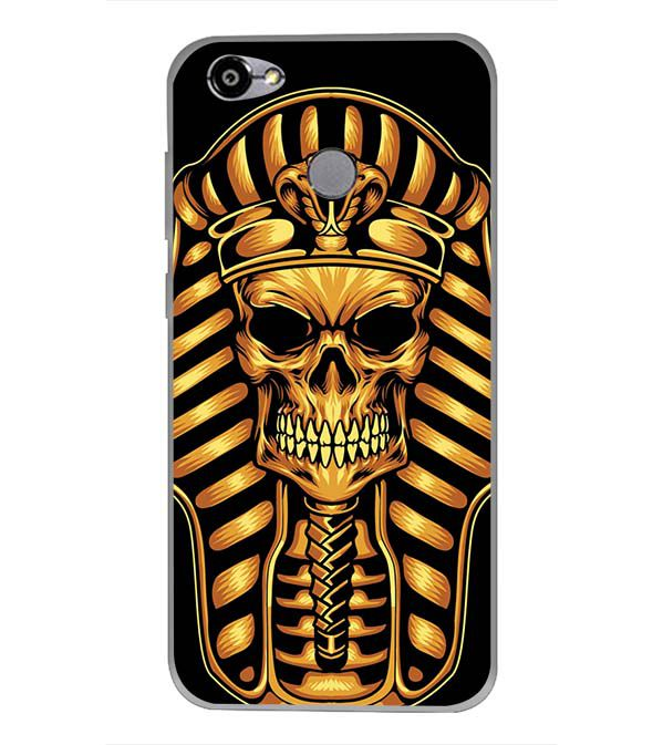 The Mummy Skull Back Cover for Smartron TPhone (P)