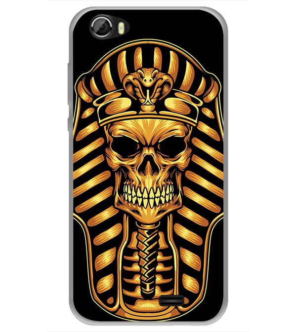 The Mummy Skull Back Cover for Videocon Krypton 22 Plus