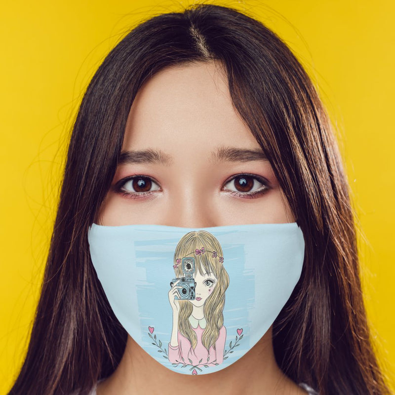 The Selfie Girl Mask