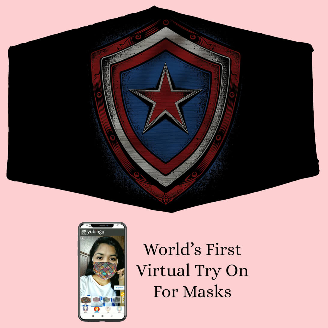 The Shield Mask