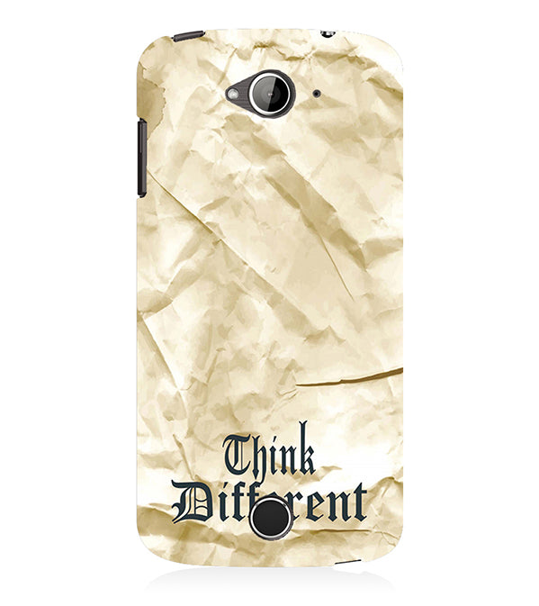 Think Different Back Cover for Acer Liquid Zade 530