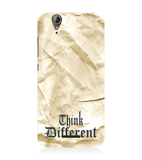 Think Different Back Cover for Acer Liquid Zade 630