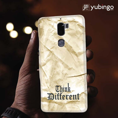 Think Different Back Cover for Coolpad Cool 1-Image2