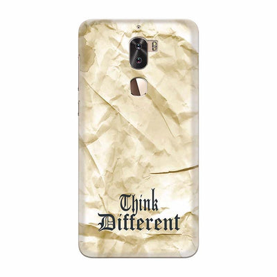 Think Different Back Cover for Coolpad Cool 1