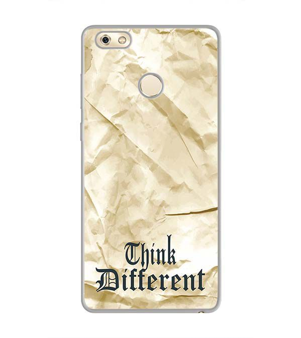cheaper ec158 22fba Think Different Back Cover for Gionee M7 Power