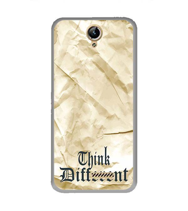 Think Different Back Cover for Lephone W10