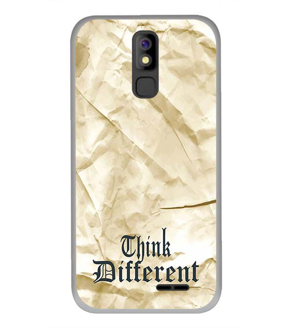 Think Different Back Cover for Panasonic P100