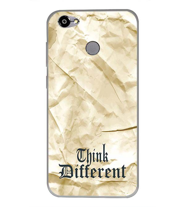 Think Different Back Cover for Smartron TPhone (P)