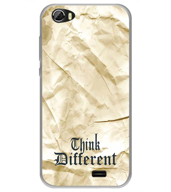 Think Different Back Cover for Videocon Krypton 22 Plus