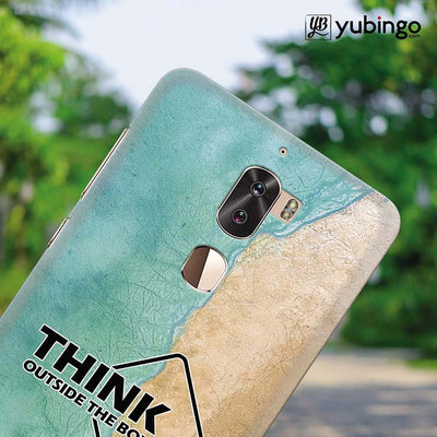 Think Outside The Box Back Cover for Coolpad Cool 1-Image4