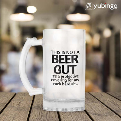 This Not A Beer Gut Beer Mug-Image2