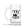 This Not A Beer Gut Beer Mug
