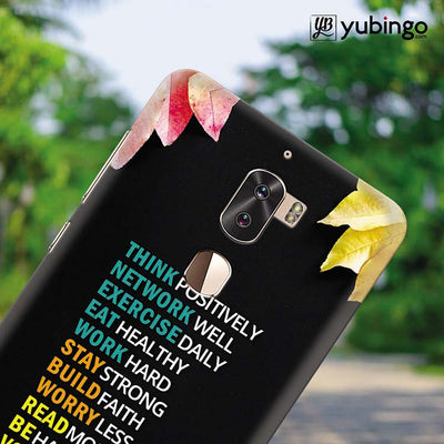 Tips For The Perfect Life Back Cover for Coolpad Cool 1-Image4
