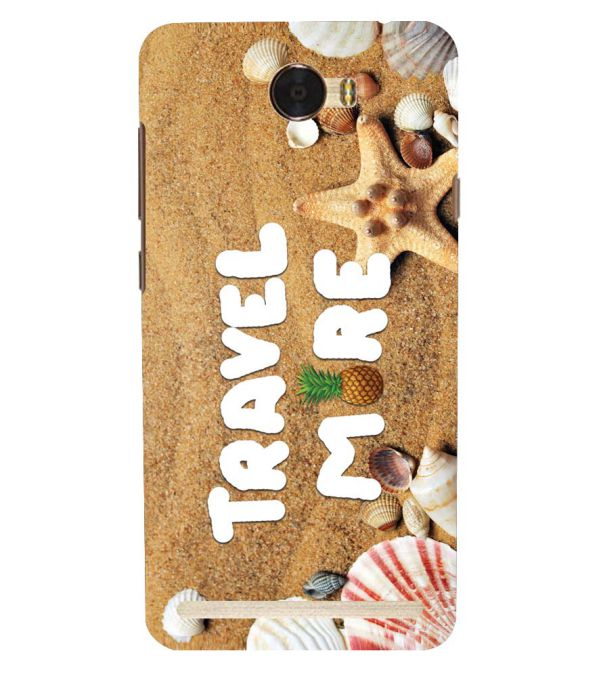 Travel More Back Cover for Huawei Honor Bee 2 :: Huawei Y3 2
