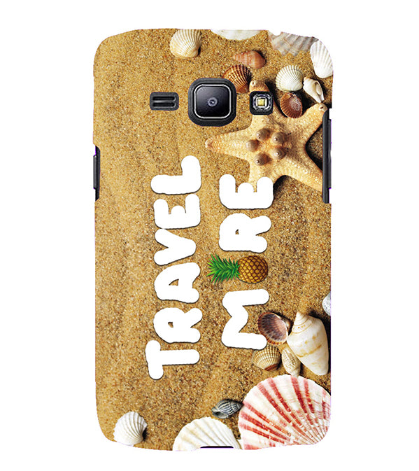 Travel More Back Cover for Samsung Galaxy J1 (6) 2016