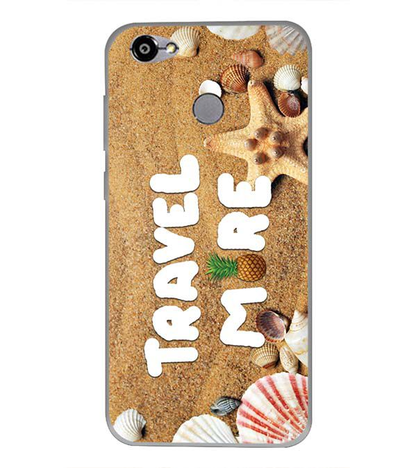 Travel More Back Cover for Smartron TPhone (P)