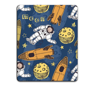 Travel To Moon Mouse Pad