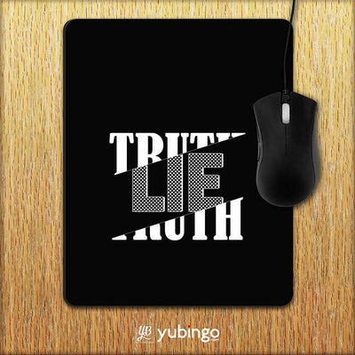 Truth and Lie Mouse Pad-Image2