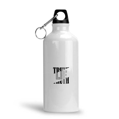 Truth and Lie Water Bottle