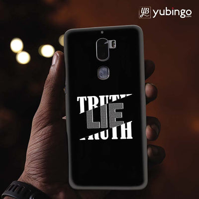 Truth and Lie Back Cover for Coolpad Cool 1-Image2