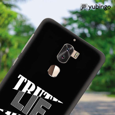 Truth and Lie Back Cover for Coolpad Cool 1-Image4