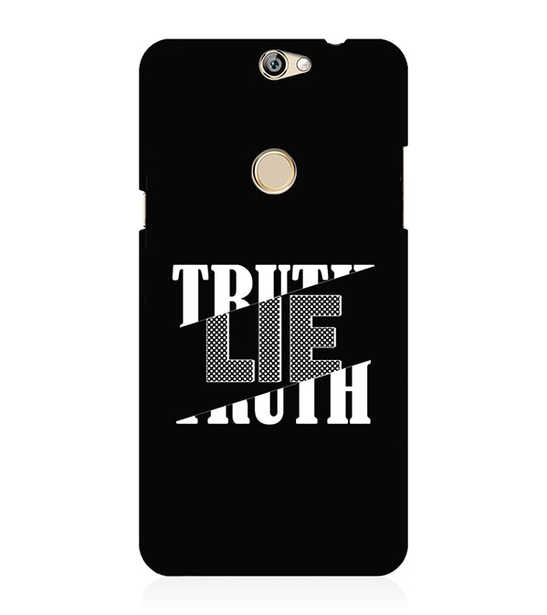 Truth and Lie Back Cover for Coolpad Max