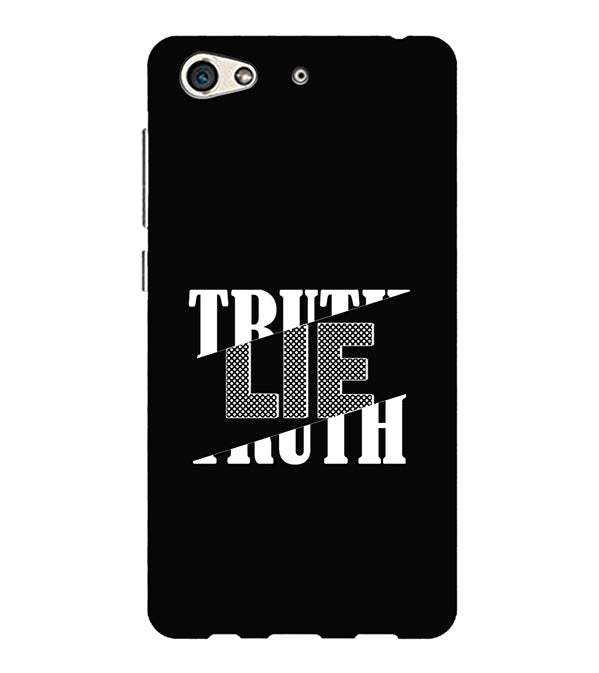 Truth and Lie Back Cover for Gionee S10