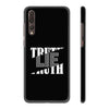 Truth and Lie Back Cover for Huawei P20 Pro