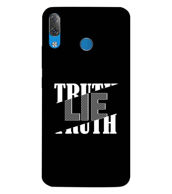 Truth and Lie Back Cover for Lenovo Z5