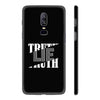 Truth and Lie Back Cover for OnePlus 6
