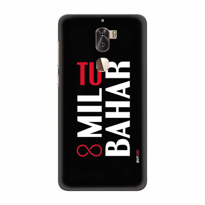 Tu Mil Bahar Back Cover for Coolpad Cool 1