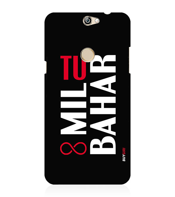 Tu Mil Bahar Back Cover for Coolpad Max